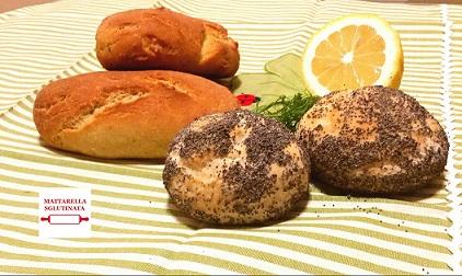Pane con quinoa finocchietto e limone