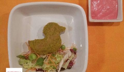 hamburger di verdure